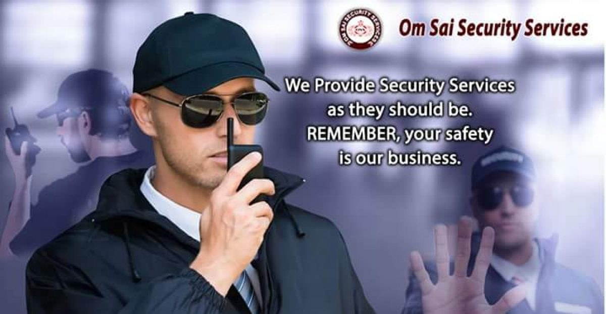 Security Agency in Pune – Om Sai Security Services